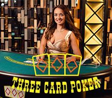 Live-Three-Card-Poker