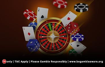 So erstellen Sie zu Hause einen Raum im typischen Casino-Stil