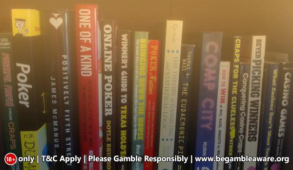 Die besten Glücksspielbücher, die Sie nicht verpassen sollten