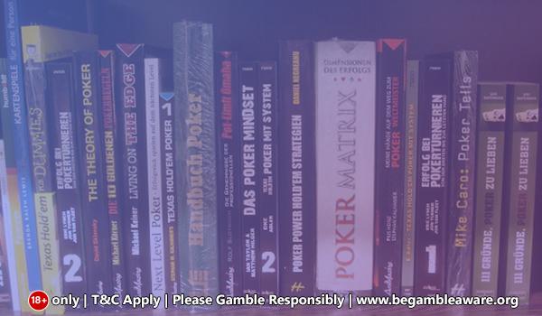 Die besten Bücher zum Lesen für Casino-Enthusiasten
